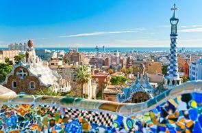 Gruppenflüge Barcelona