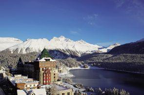 Privatjet St. Moritz