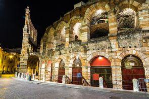 Gruppenreisen Verona Oper