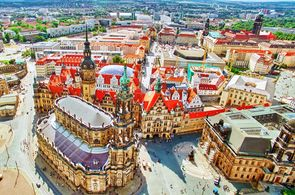 Privatjet Dresden