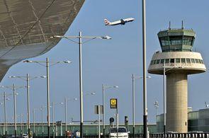 Terminal Flughafen Barcelona