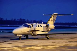 Privatjet mieten - Cessna Citation Mustang
