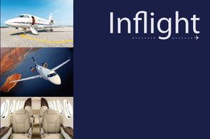 "Unsere neue Publikation ""Inflight"""