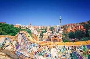 Ein Besuch des Park Guell lohnt bei jeder Incentive-Reise nach Barcelona