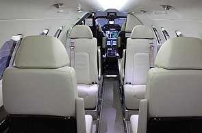 Kabine Embraer Phenom 300