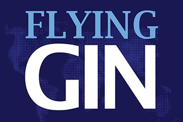 Logo Flying Gin